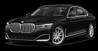BMW 7.40 IL