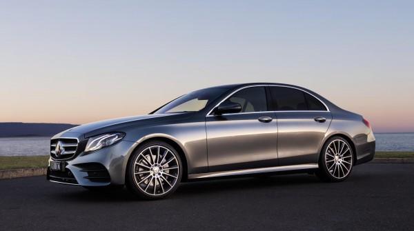 Our latest fleet addition: Mercedes E-Class