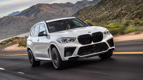 Our latest fleet addition: BMW X5