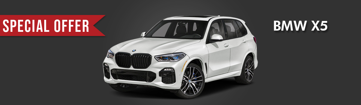 BMW X5 Winter 2021 Special Deal