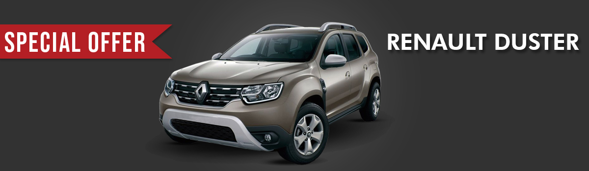 Renault Duster Winter Special Offer